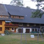 Griesbachhof mit grossem Hofplatz und Spielwiese / Griesbachhof-Schwarzwald