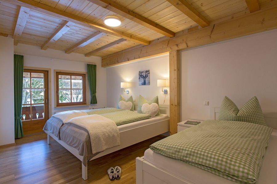 Ferienwohnung Innenräume: Das