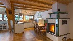 Vorschaubild: Design-Küche der Ferienwohnung / Griesbachhof-Schwarzwald-Ferien