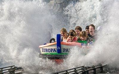 Freizeit Attraktion Erlebnisbox: Europapark Rust
