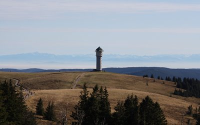 Natur Attraktion Erlebnisbox: Feldberg mit Feldbergturm