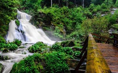 Natur Attraktion Erlebnisbox: Triberger Wasserfälle