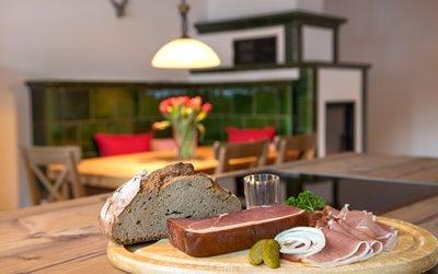 Gastronomie Erlebnisbox: Schwarzwälder Schinken in der Ferienwohnung