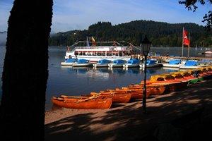 Attraktionen Erlebniskategorie: Boote am Titisee