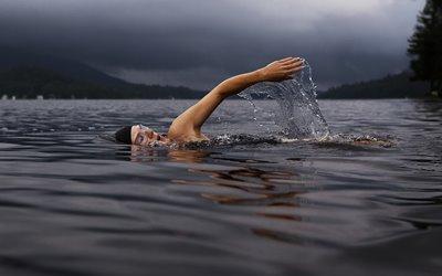 Sport im Sommer Erlebnisbox: Schwimmen im Titisee