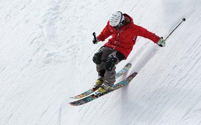 Sport im Winter Erlebnisbox: Ski fahren am Feldberg