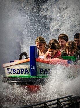 Willkommen Trailer Box Erlebnisse Attraktionen Freizeit: Europapark Rust