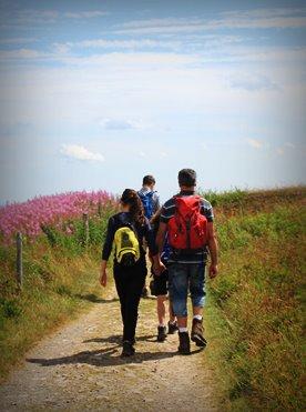 Willkommen Trailer Box Erlebnisse Sport im Sommer: Feldbergwanderung