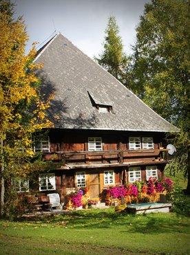 Willkommen Trailer Box: Das Ferienhaus im Herbst